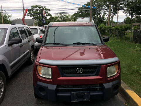 2006 Honda Element for sale at King Auto Sales INC in Medford NY
