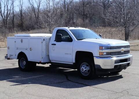 2015 Chevrolet Silverado 3500HD CC for sale at KA Commercial Trucks, LLC in Dassel MN