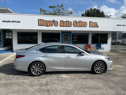 2019 Lexus ES 350 for sale at Moye's Auto Sales Inc. in Leesburg FL