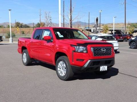 2022 Nissan Frontier for sale at EMPIRE LAKEWOOD NISSAN in Lakewood CO
