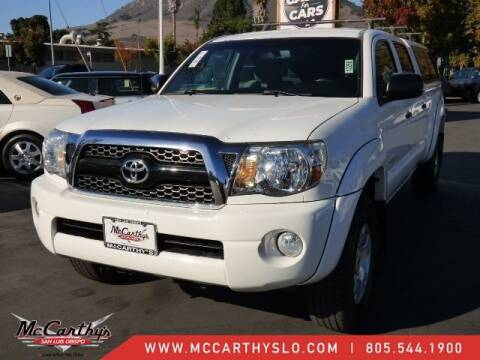2011 Toyota Tacoma for sale at McCarthy Wholesale in San Luis Obispo CA