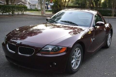 2003 BMW Z4 for sale at ManyEcars.com in Mount Dora FL