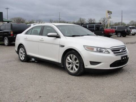 2011 Ford Taurus for sale at Frieling Auto Sales in Manhattan KS
