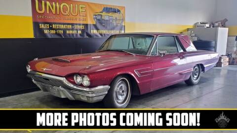 1965 Ford Thunderbird for sale at UNIQUE SPECIALTY & CLASSICS in Mankato MN