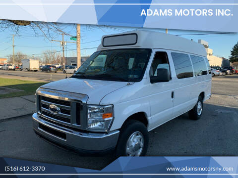 2011 Ford E-Series Cargo for sale at Adams Motors INC. in Inwood NY