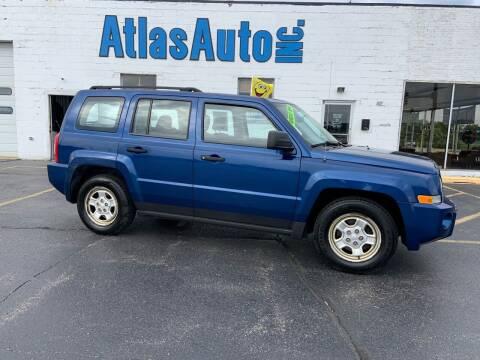 2009 Jeep Patriot for sale at Atlas Auto in Rochelle IL