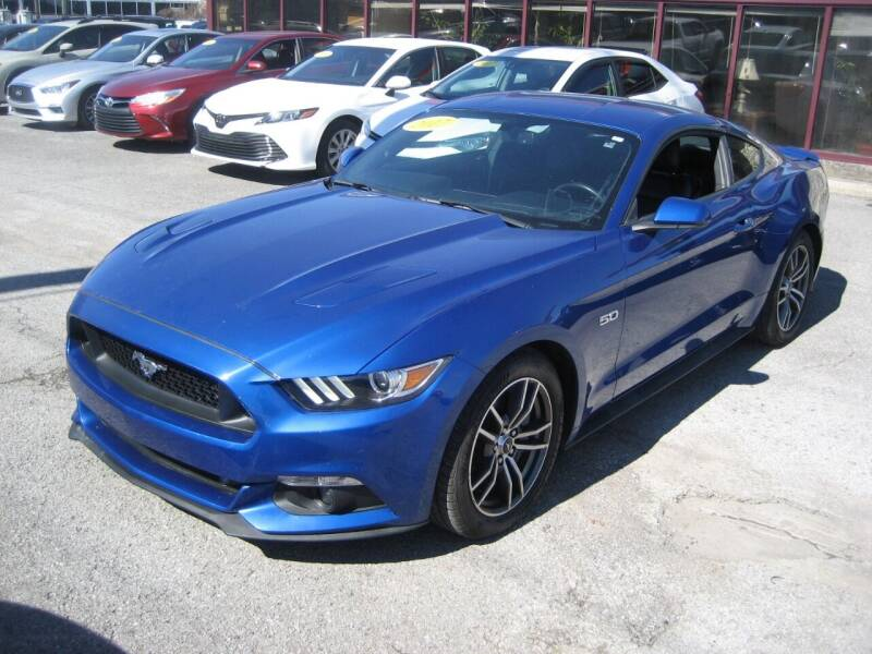 2017 Ford Mustang for sale at Import Auto Connection in Nashville TN