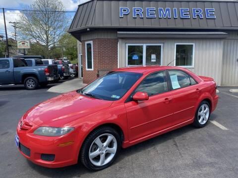 2008 Mazda MAZDA6 for sale at Premiere Auto Sales in Washington PA