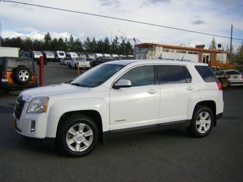 2011 GMC Terrain for sale at NORTHWEST AUTO SALES LLC in Anchorage AK