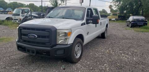 2011 Ford F-350 Super Duty for sale at C.J. AUTO SALES llc. in San Antonio TX