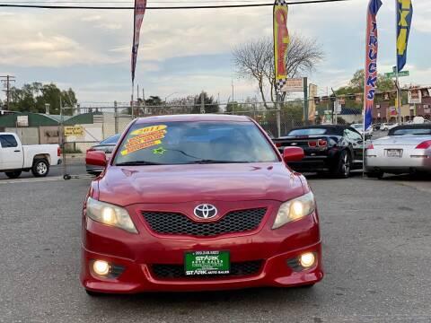 2010 Toyota Camry for sale at Stark Auto Sales in Modesto CA