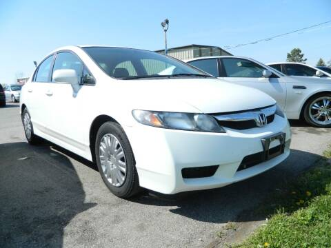 2010 Honda Civic for sale at Auto House Of Fort Wayne in Fort Wayne IN