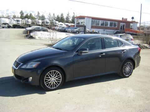 2010 Lexus IS 250 for sale at NORTHWEST AUTO SALES LLC in Anchorage AK