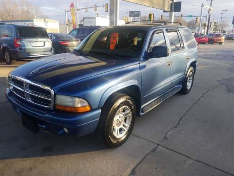 2003 Dodge Durango for sale at Springfield Select Autos in Springfield IL