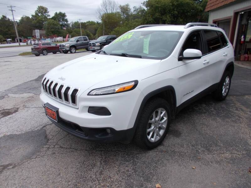 2014 Jeep Cherokee for sale at Careys Auto Sales in Rutland VT