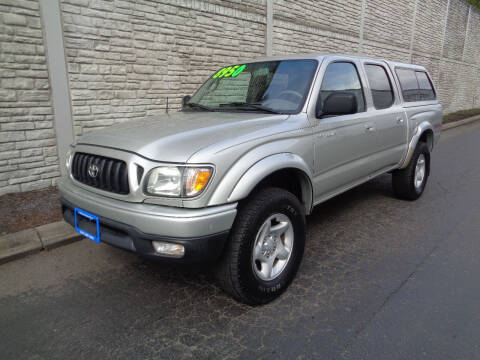 2003 Toyota Tacoma for sale at Matthews Motors LLC in Algona WA