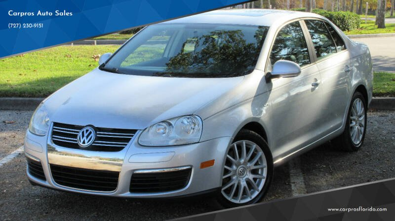 2008 Volkswagen Jetta for sale at Carpros Auto Sales in Largo FL