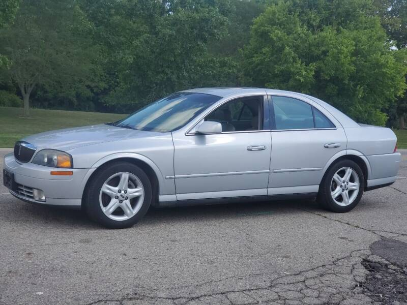 2001 Lincoln LS for sale at Superior Auto Sales in Miamisburg OH