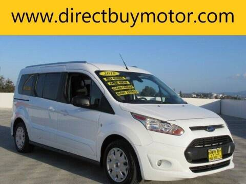 2018 Ford Transit Connect Wagon for sale at Direct Buy Motor in San Jose CA