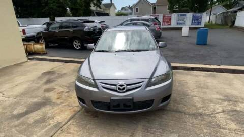 2007 Mazda MAZDA6 for sale at Cj king of car loans/JJ's Best Auto Sales in Troy MI