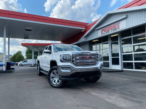 2016 GMC Sierra 1500 for sale at Furrst Class Cars LLC  - Independence Blvd. in Charlotte NC