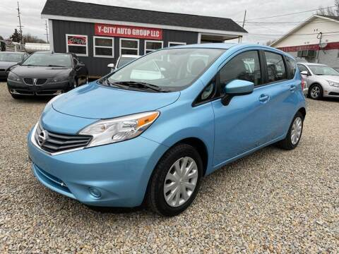 2015 Nissan Versa Note for sale at Y City Auto Group in Zanesville OH