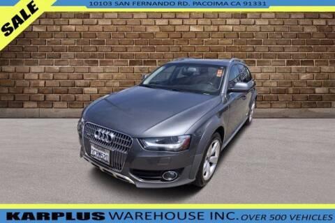 2014 Audi Allroad for sale at Karplus Warehouse in Pacoima CA