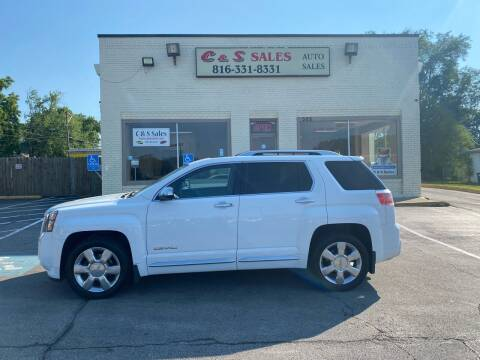 2015 GMC Terrain for sale at C & S SALES in Belton MO