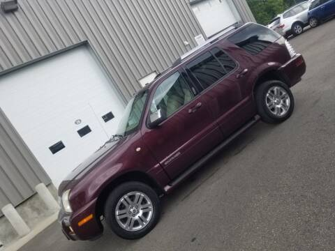 2007 Mercury Mountaineer for sale at Car-Nation Enterprises Inc in Ashland MA