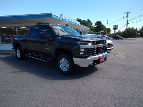 2022 Chevrolet Silverado 2500HD for sale at KATAHDIN MOTORS INC /  Chevrolet Sales & Service in Millinocket ME