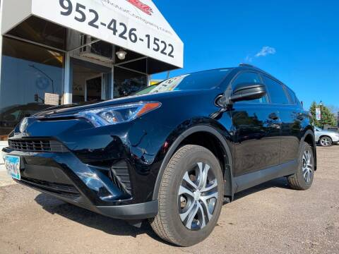 2017 Toyota RAV4 for sale at Mainstreet Motor Company in Hopkins MN