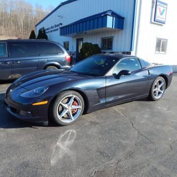 2013 Chevrolet Corvette for sale at TIM'S ALIGNMENT & AUTO SVC in Fond Du Lac WI