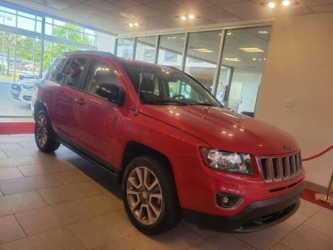 2017 Jeep Compass for sale at Adams Auto Group Inc. in Charlotte NC