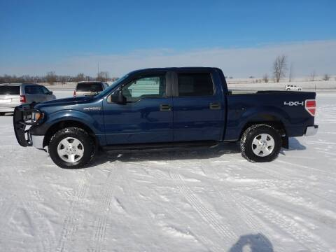 2013 Ford F-150 for sale at All Terrain Sales in Eugene MO