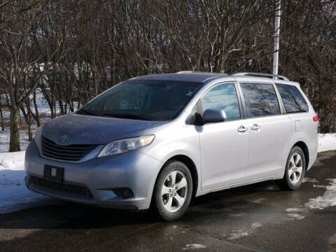 2011 Toyota Sienna for sale at Park Place Motor Cars in Rochester MN