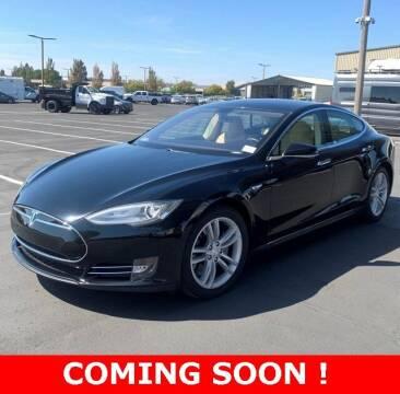 2013 Tesla Model S for sale at INDY'S UNLIMITED MOTORS - UNLIMITED MOTORS in Westfield IN
