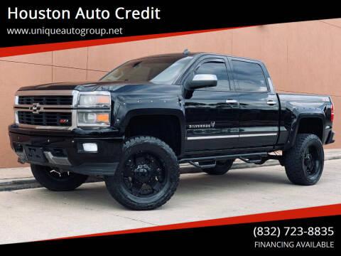 2014 Chevrolet Silverado 1500 for sale at Houston Auto Credit in Houston TX