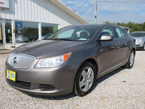 2010 Buick LaCrosse for sale at Low Cost Cars in Circleville OH