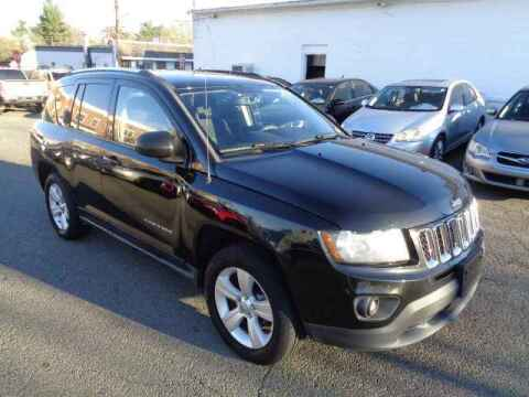 2014 Jeep Compass for sale at Purcellville Motors in Purcellville VA