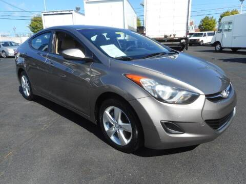 2011 Hyundai Elantra for sale at Integrity Auto Group in Langhorne PA