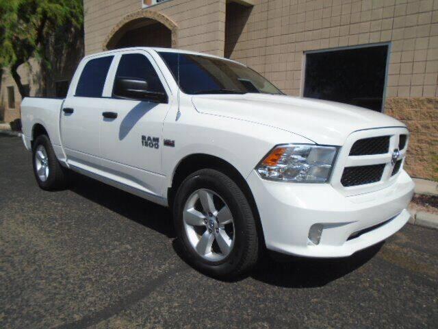 2013 RAM Ram Pickup 1500 for sale at COPPER STATE MOTORSPORTS in Phoenix AZ
