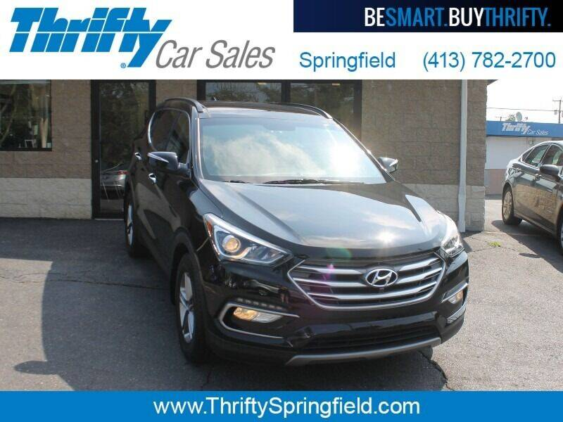 2017 Hyundai Santa Fe Sport for sale at Thrifty Car Sales Springfield in Springfield MA