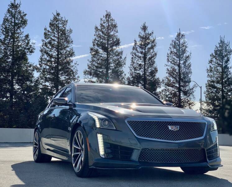 2017 Cadillac CTS-V for sale at BSL Bay Sport & Luxury in Redwood City CA