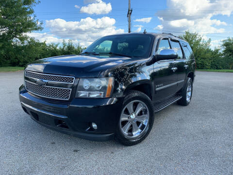 2009 Chevrolet Tahoe for sale at Craven Cars in Louisville KY