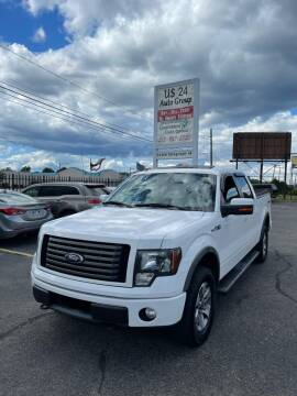 2011 Ford F-150 for sale at US 24 Auto Group in Redford MI