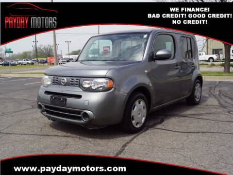 2011 Nissan cube for sale at Payday Motors in Wichita And Topeka KS