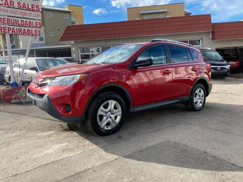 2015 Toyota RAV4 for sale at STS Automotive in Denver CO