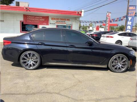 2019 BMW 5 Series for sale at Dealers Choice Inc in Farmersville CA