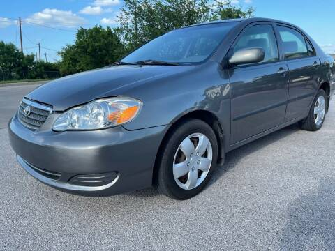 2006 Toyota Corolla for sale at Zoom ATX in Austin TX