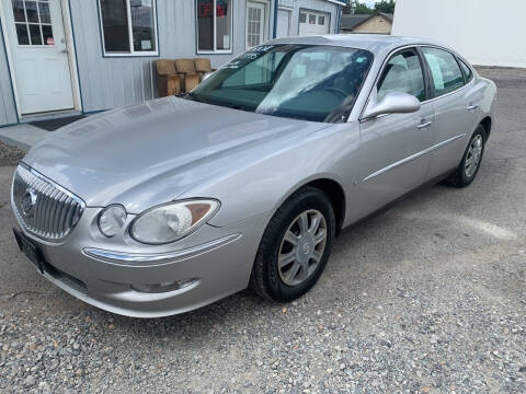 2008 Buick LaCrosse for sale at Independent Auto Sales #2 in Spokane WA